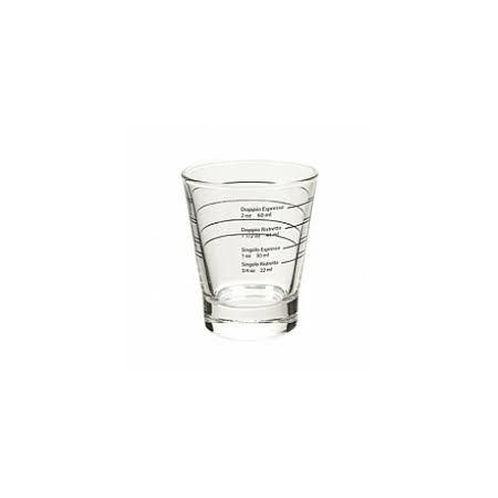 Мерный стакан для эспрессо. Джиггер стекло - фото 1