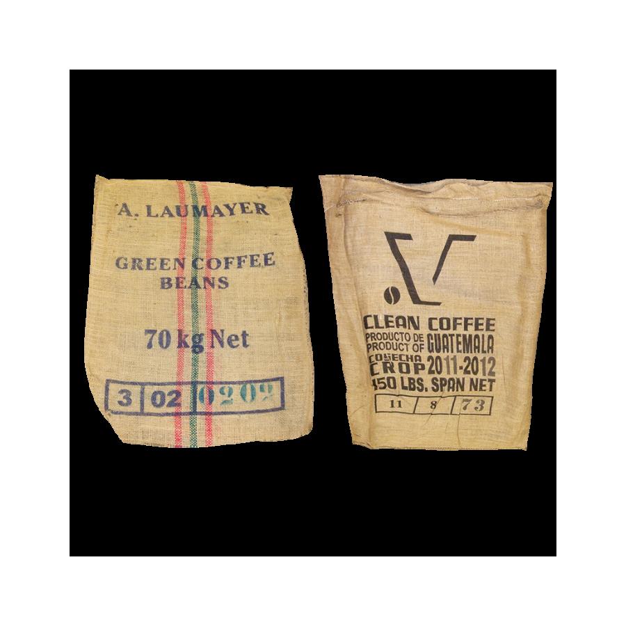 Мешки б/у джутовые, от кофе.