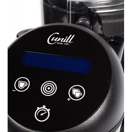 Кофемолка профессиональная Cunill Tranquilo Tron black. - фото 2